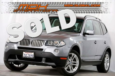 2008 BMW X3 3.0si - M Sport - Navigation - Heated seats in Los Angeles