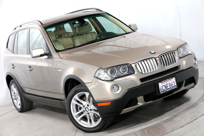 2008 BMW X3 30si - 1 owner - only 47K miles - service records  city California  MDK International  in Los Angeles, California