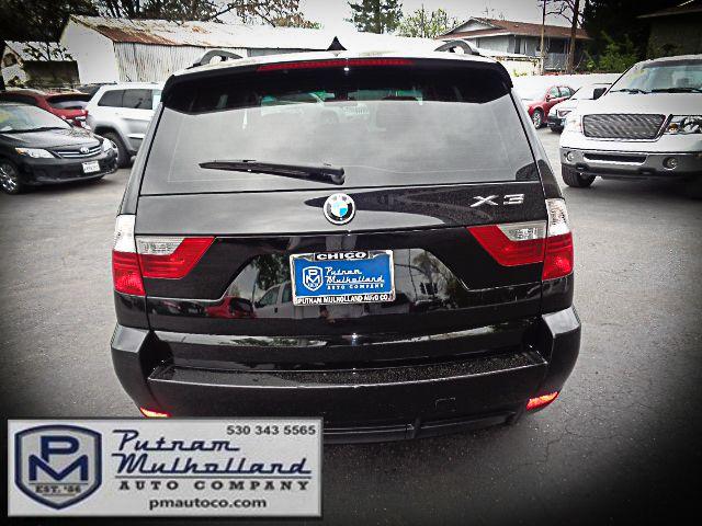 2008 BMW X3 3.0si Chico, CA 5