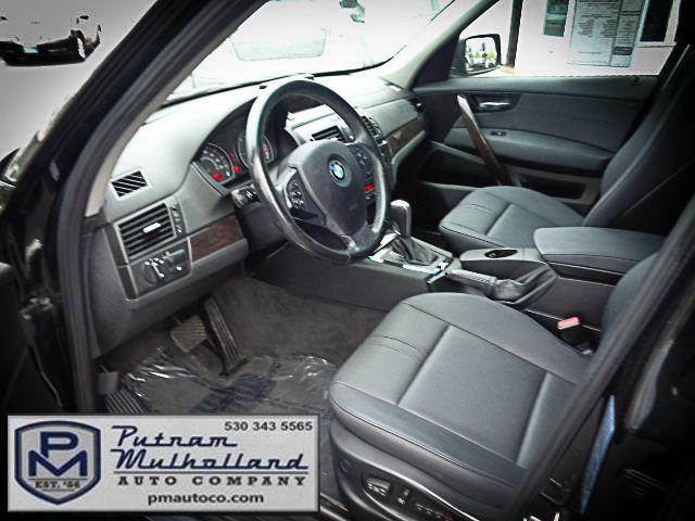 2008 BMW X3 3.0si Chico, CA 8