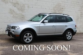 2008 BMW X3 3.0si xDrive AWD Luxury Crossover with in Eau Claire, Wisconsin
