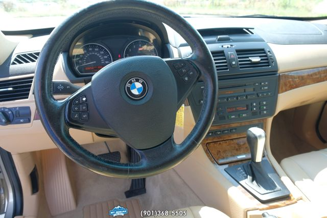 2008 BMW X3 3.0si in Memphis Tennessee, 38115