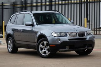 2008 BMW X3 3.0si AWD* Only 57k mi* Pano Roof* Leather* EZ Finance** | Plano, TX | Carrick's Autos in Plano TX