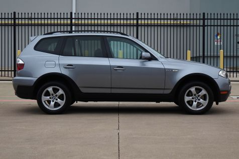 2008 BMW X3 3.0si AWD* Only 57k mi* Pano Roof* Leather* EZ Finance** | Plano, TX | Carrick's Autos in Plano, TX