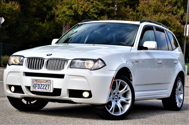 2008 BMW X3 3.0si M SPORT