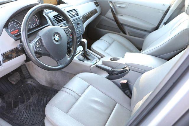 2008 BMW X3 3.0si Santa Clarita, CA 8
