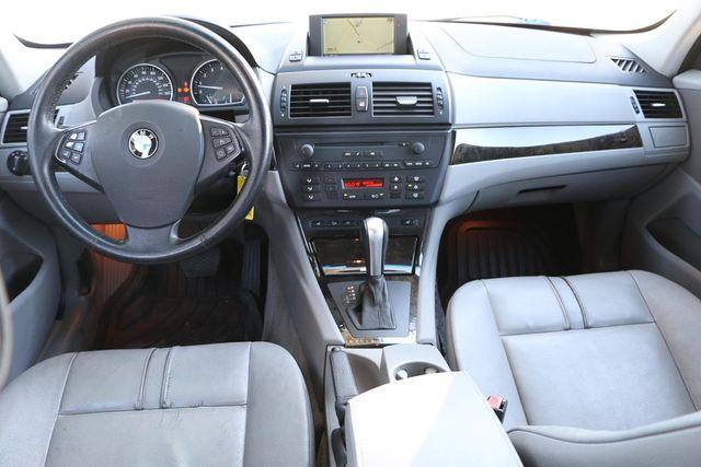 2008 BMW X3 3.0si Santa Clarita, CA 7