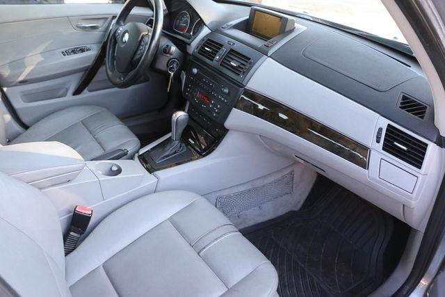 2008 BMW X3 3.0si Santa Clarita, CA 9