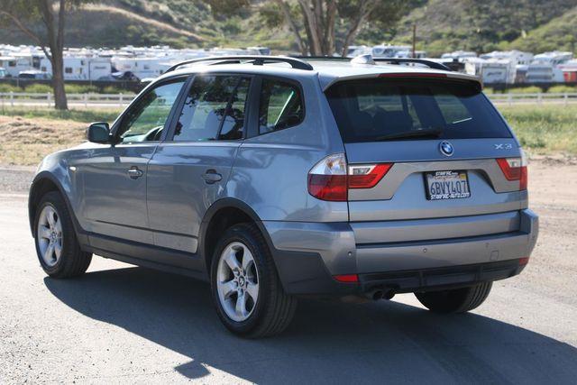 2008 BMW X3 3.0si Santa Clarita, CA 5