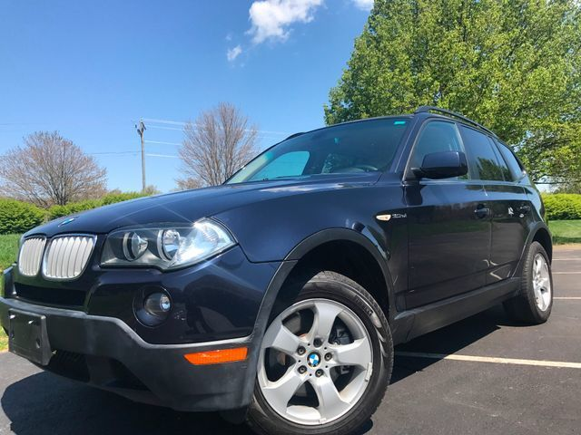 2008 BMW X3 3.0si 3.0SI Sterling, Virginia 0