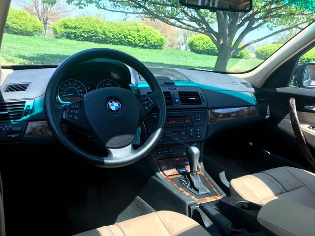 2008 BMW X3 3.0si 3.0SI Sterling, Virginia 15