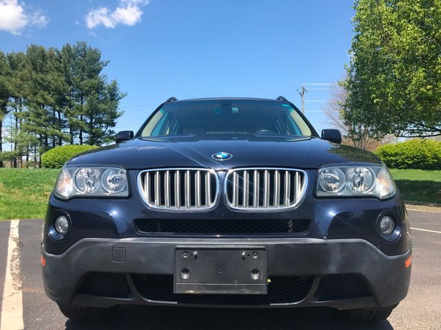 2008 BMW X3 3.0si 3.0SI Sterling, Virginia 6