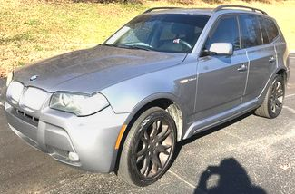 2008 Bmw-Lady Owned! Local Trade! X3-AWD CARMARTSOUTH>COM in Knoxville, Tennessee 37920