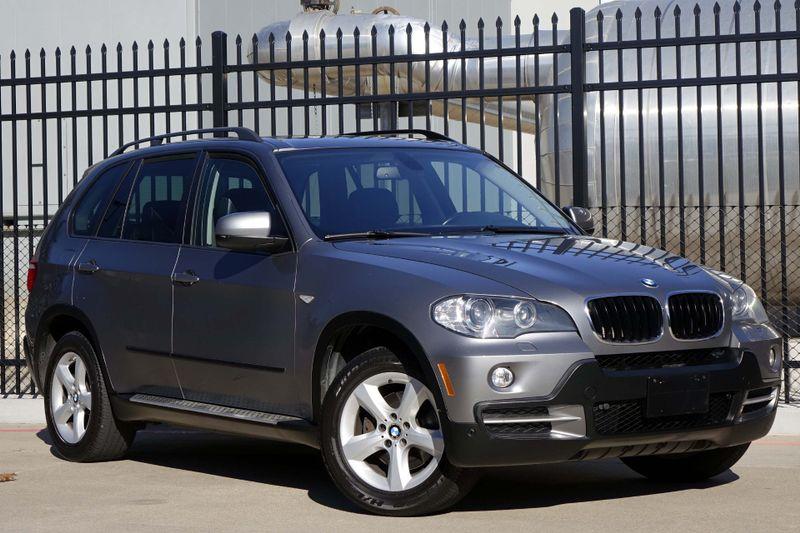 2008 BMW X5 3.0si 3rd Row* Nav*Sunroof*BU Cam* DVD* EZ Finance** | Plano, TX | Carrick's Autos in Plano TX