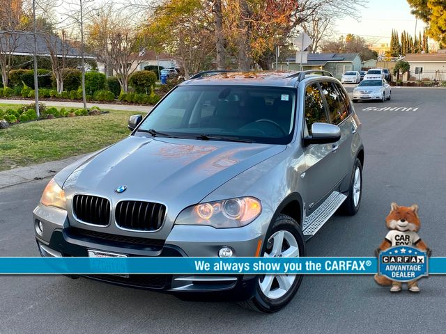 2008 BMW X5 3.0si PREMIUM PKG NAVIGATION 1-OWNER SERVICE RECORDS