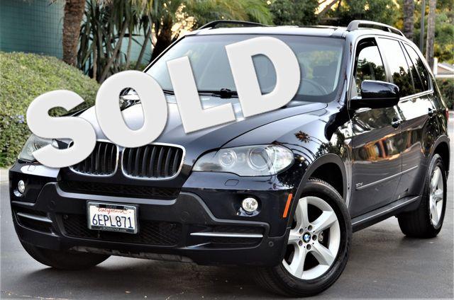 2008 BMW X5 3.0si 3RD ROW, NAVI, PANORAMIC, LOADED Reseda, CA