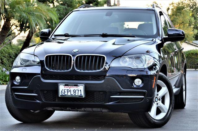 2008 BMW X5 3.0si 3RD ROW, NAVI, PANORAMIC, LOADED Reseda, CA 7