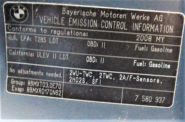 2008 BMW X5 3.0si 3RD ROW, NAVI, PANORAMIC, LOADED Reseda, CA 42