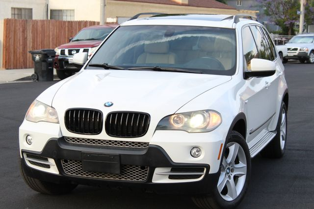 2008 BMW X5 3.0si SPORTS PKG 88K MLS NAVIGATION BACK-UP CAMERA SERVICE RECORDS in Van Nuys, CA 91406
