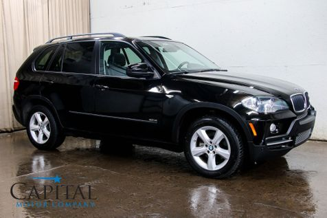 2008 BMW X5 3.0si xDrive AWD w/3rd Row Seats, NAV, Backup Cam, Heated Seats, Panoramic Roof & Hi-Fi Audio in Eau Claire