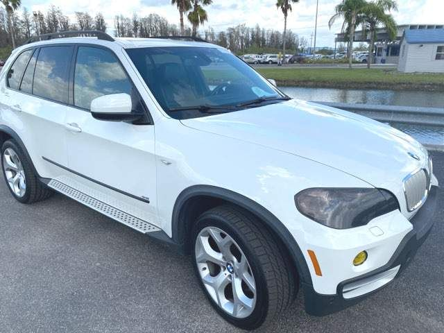 2008 Bmw-Fully Loaded Awd ! Showroom Condition!! X5-COLD AC BIG MOONROOF