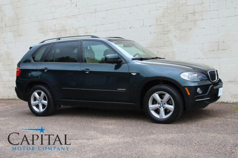 2008 BMW X5 xDrive AWD w/Panoramic Moonroof, Heated Seats, Heated Steering Wheel, Xenon Lights & HiFi Audio in Eau Claire