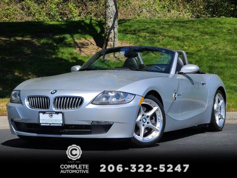 2008 BMW Z4 3.0si Roadster 67,000 Miles 6-Speed Manual 255HP Sport Premium Xenon 18