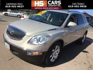 2008 Buick Enclave CXL Imperial Beach, California