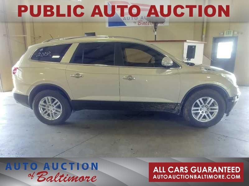 2008 Buick Enclave CX | JOPPA, MD | Auto Auction of Baltimore  in JOPPA MD