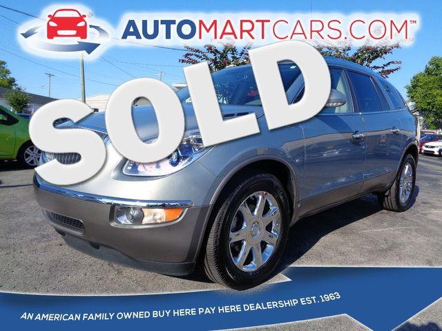 2008 Buick Enclave CXL   Nashville, Tennessee   Auto Mart Used Cars Inc. in Nashville Tennessee