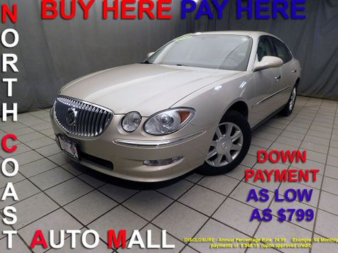 2008 Buick LaCrosse CX As low as $799 DOWN in Cleveland, Ohio
