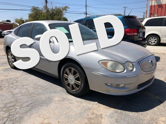2008 Buick LaCrosse CX CAR PROS AUTO CENTER (702) 405-9905 Las Vegas, Nevada