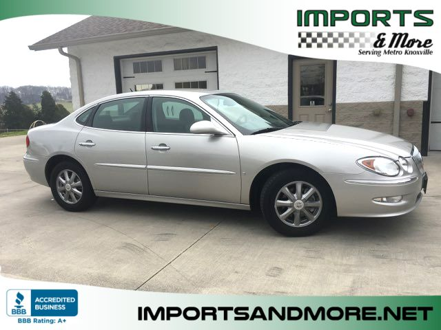 Revo on 2007 Buick Lacrosse Cxs Value