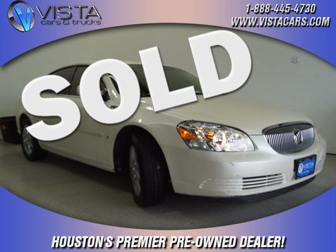 2008 Buick Lucerne CXL in Houston, Texas