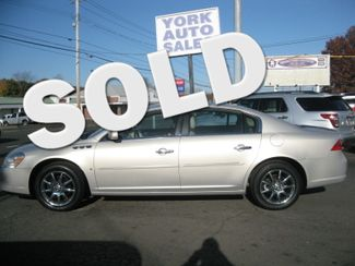 2008 Buick Lucerne CXL  city CT  York Auto Sales  in , CT