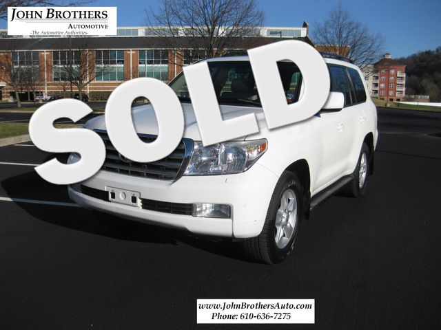 2008 Sold Toyota Land Cruiser Conshohocken, Pennsylvania