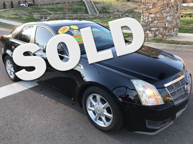 2008 Cadillac 2 Owner!! Carfax Clean!! CTS-BUY HERE PAY HERE!  CARMARTSOUTH.COM! Knoxville, Tennessee