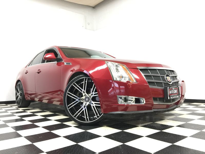 2008 Cadillac CTS *Easy In-House Payments* | The Auto Cave in Addison