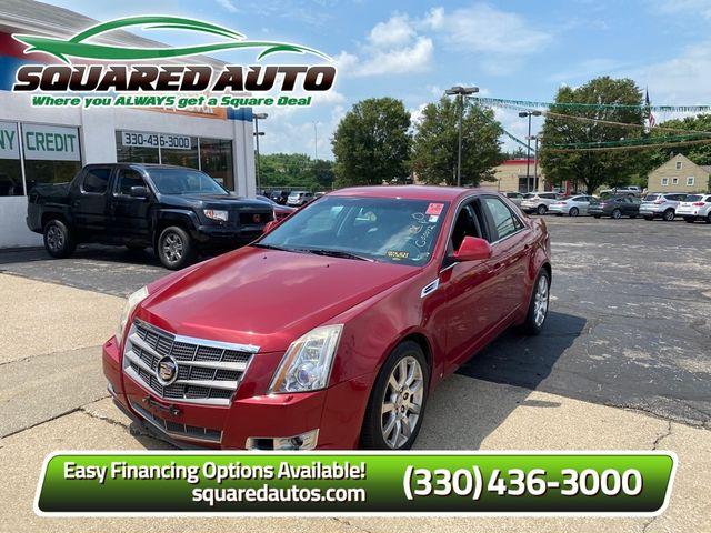 2008 Cadillac CTS AWD w/1SB