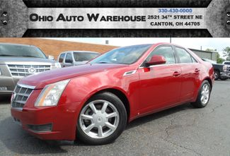 2008 Cadillac CTS AWD Navigation Pano Sunroof V6 We Finance | Canton, Ohio | Ohio Auto Warehouse LLC in Canton Ohio