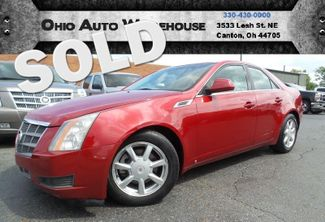 2008 Cadillac CTS AWD Navigation Pano Sunroof V6 We Finance | Canton, Ohio | Ohio Auto Warehouse LLC in Canton Ohio