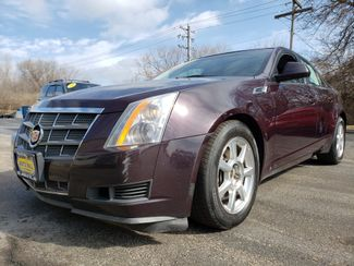 2008 Cadillac CTS AWD w/1SA | Champaign, Illinois | The Auto Mall of Champaign in Champaign Illinois