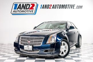 2008 Cadillac CTS RWD w/1SB in Dallas TX