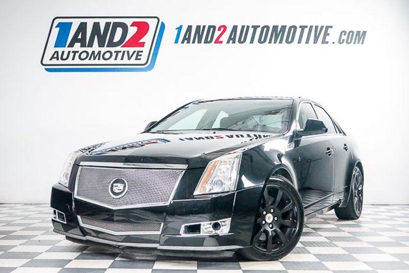 2008 Cadillac CTS AWD w/1SB in Dallas TX