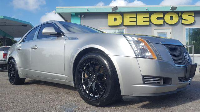 2008 Cadillac CTS RWD in Fort Pierce FL, 34982
