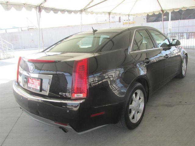 2008 Cadillac CTS RWD w/1SB Gardena, California 2