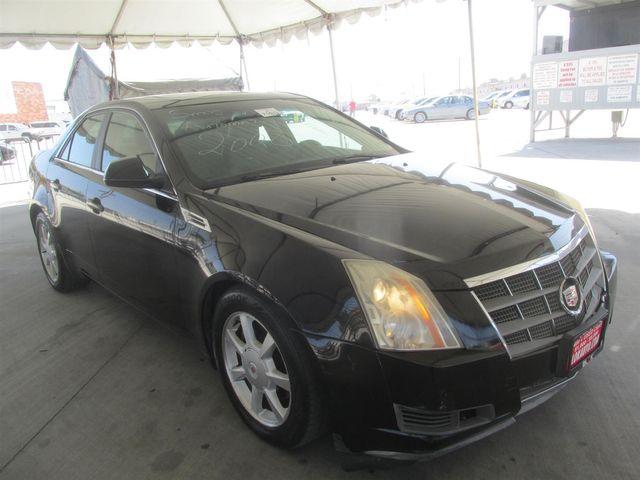 2008 Cadillac CTS RWD w/1SB Gardena, California 3