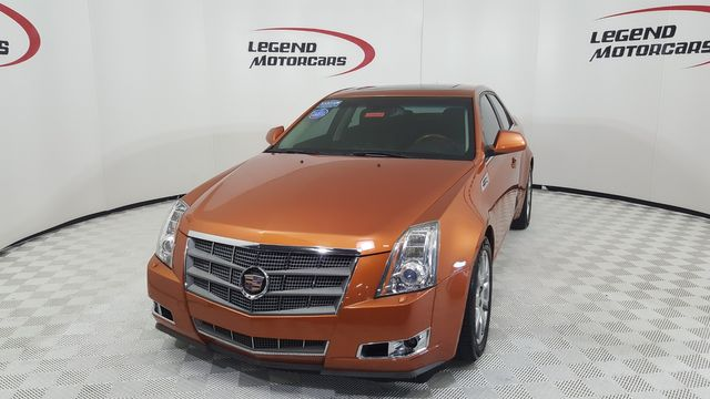 2008 Cadillac CTS RWD