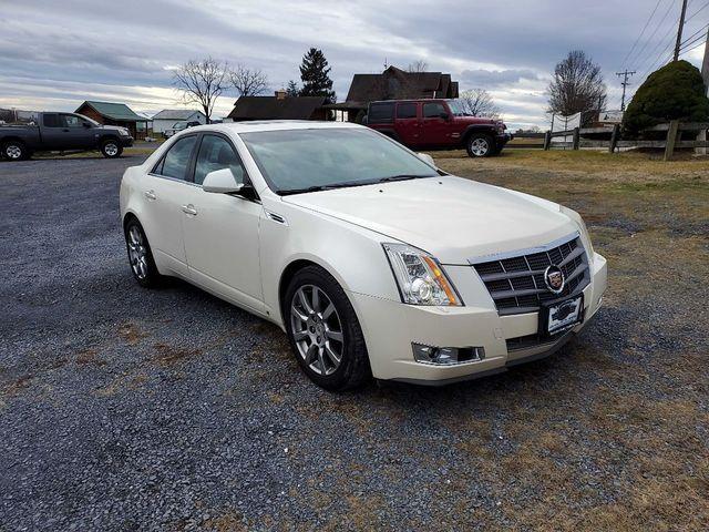 2008 Cadillac CTS RWD w/1SA