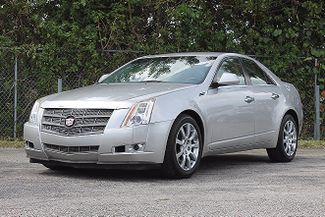 2008 Cadillac CTS RWD w/1SA Hollywood, Florida 24